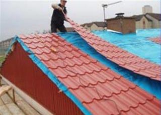 Сколько стоит покрыть крышу металлочерепицей