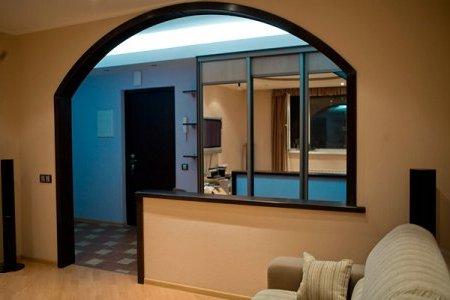 фото арок в квартире дизайн