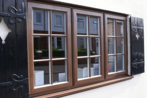 Оконная физика или почему потеют деревянные окна?