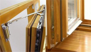 Окна из клееного бруса (деревянные евроокна): плюсы и минусы
