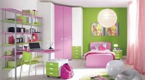 Дизайн комнаты для девочки-подростка – уют или строгость?