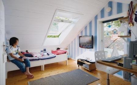 Мебель для комнаты для мальчика или юноши