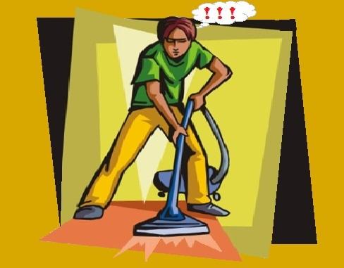 Средства для чистки ковролина